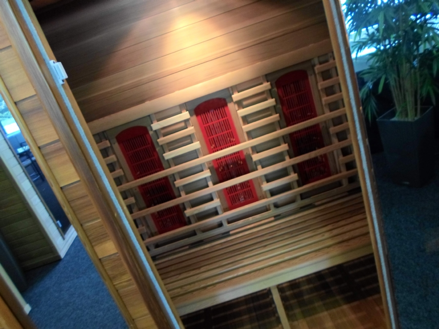 Infrarood sauna reviews - infraroodsauna